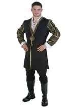Plus Size King of England Costume