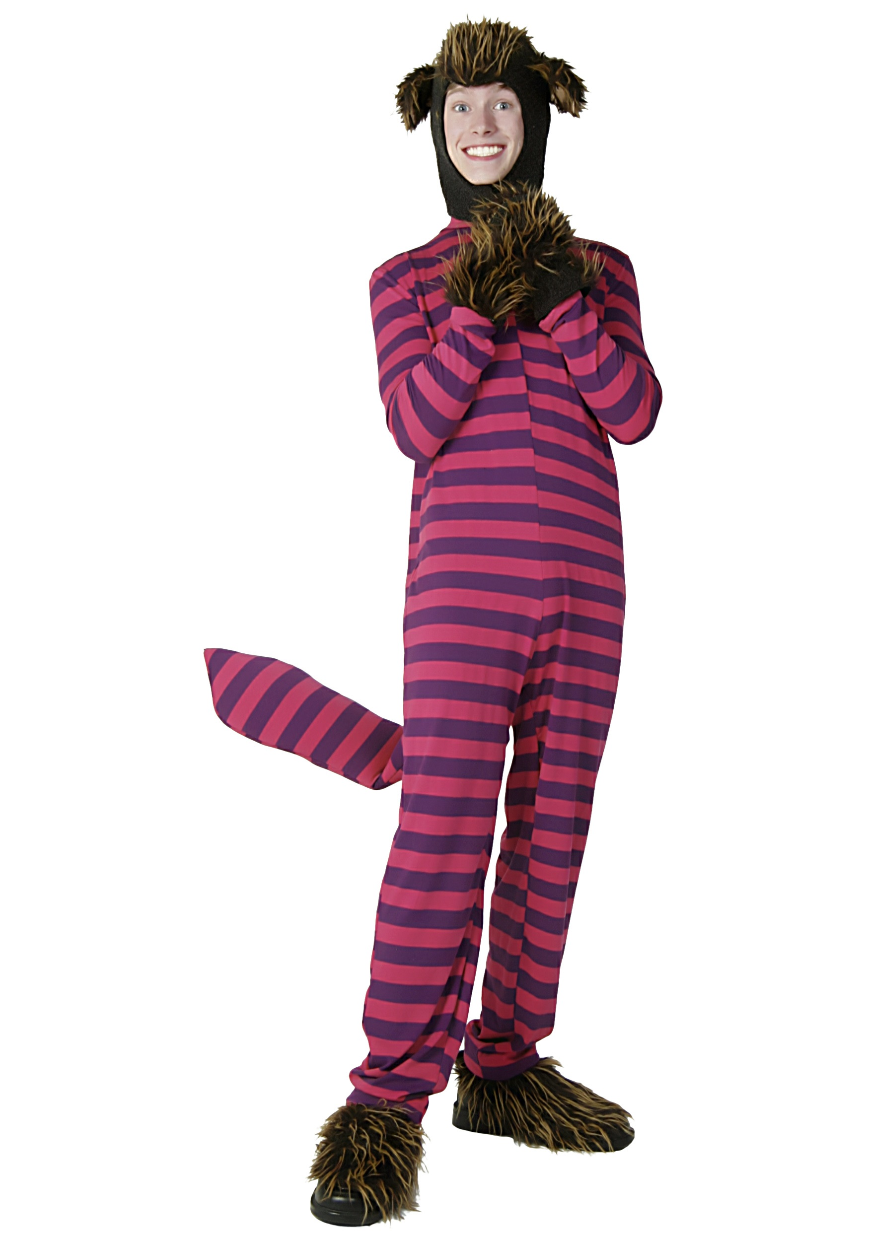 Cheshire Cat Teen Costume  sc 1 st  Halloween Costume & Cheshire Cat Teen Costume - Teen Alice in Wonderland Costumes