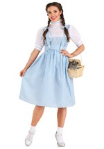 Plus Size Dorothy Costume