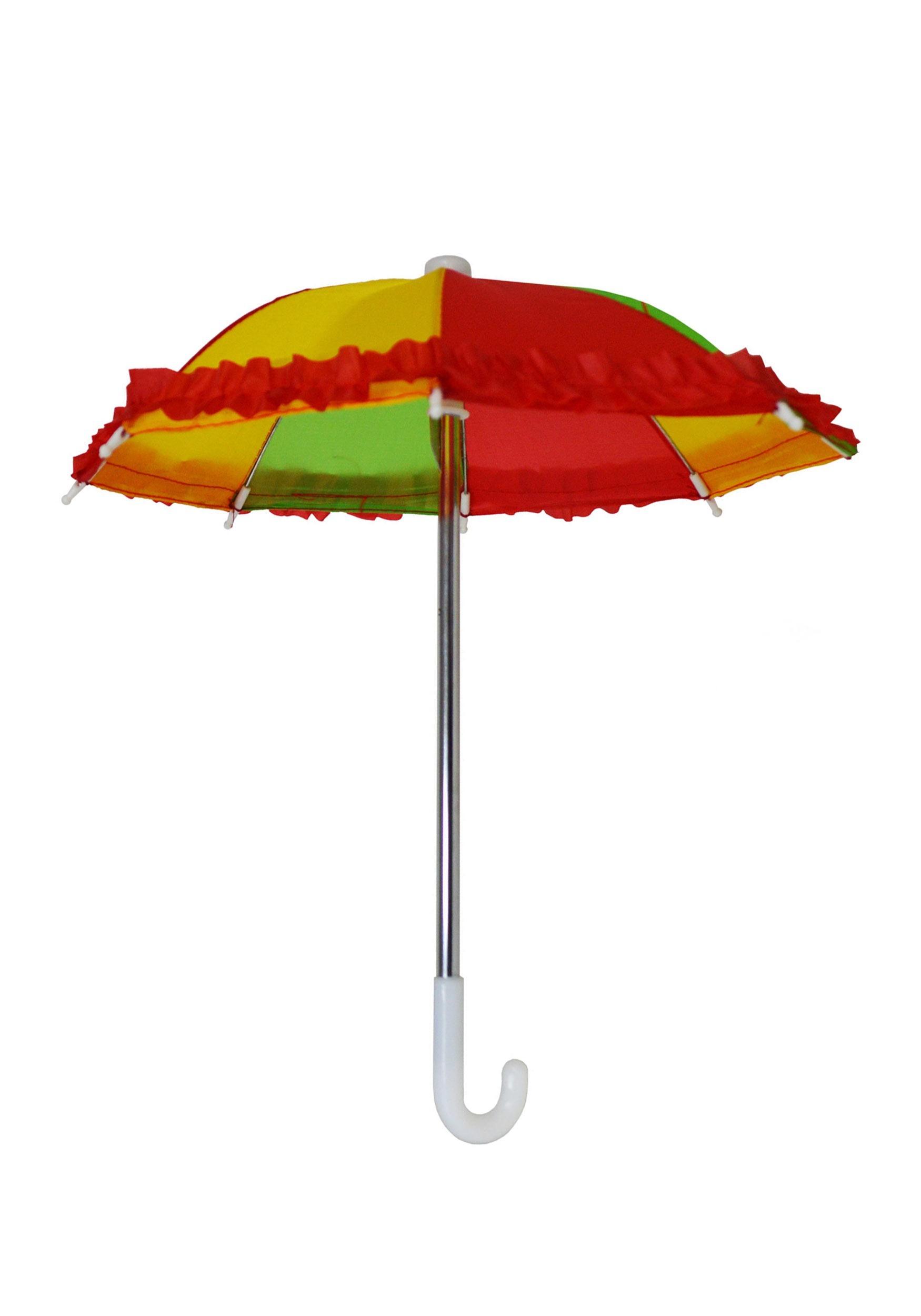 Funny Mini Clown Umbrella Clown Halloween Costume