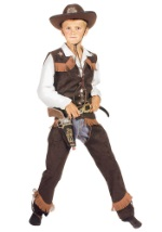 Child Rawhide Cowboy Costume