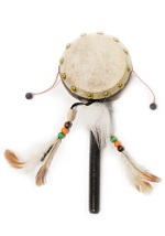 Native Warrior Drum
