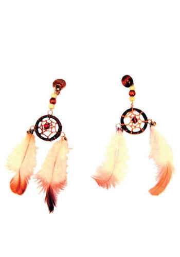 Native Dream Catcher Earrings
