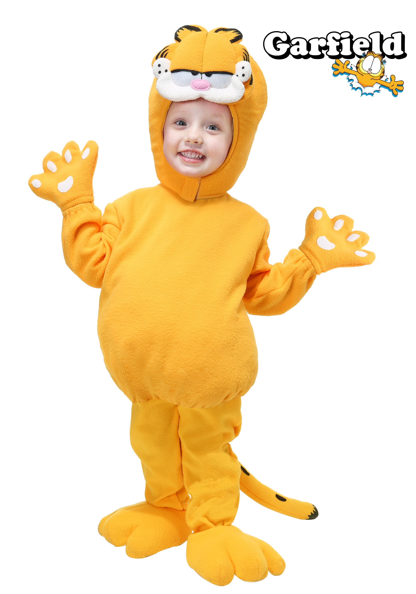 Toddler/Infant Garfield Costume  sc 1 st  Halloween Costume & Toddler/Infant Garfield Costume - Infant Halloween Costumes