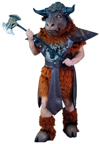 Minotaur Monster Costume
