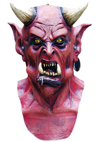 Uzzath Demon Mask