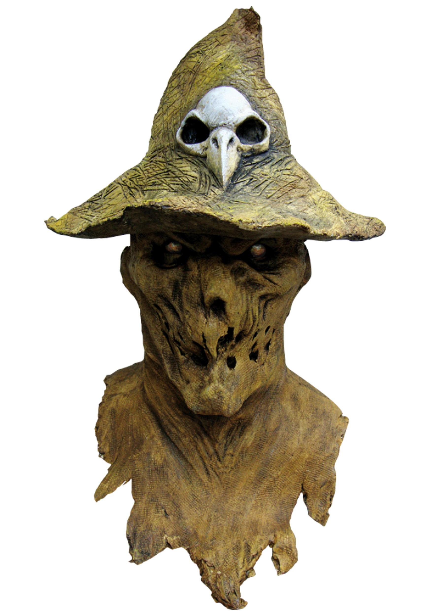 ghoulish scarecrow mask