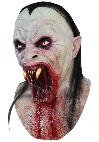 Viper Fangs Vampire Mask