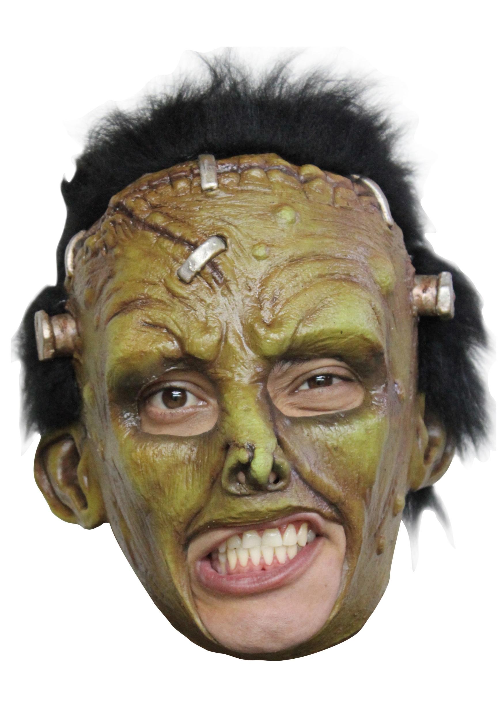 32078432aa5 Deluxe Frankie Face Mask - Frankenstein Costume Ideas
