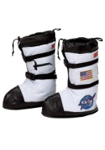 Kids Astronaut Boot Covers