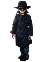 Kids Secret Informant Costume