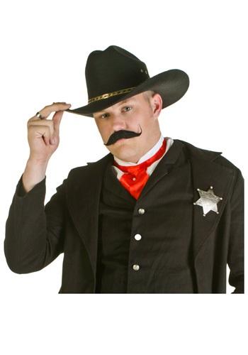 Steampunk Faux Mustache
