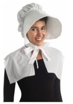 Miss Mayflower Bonnet