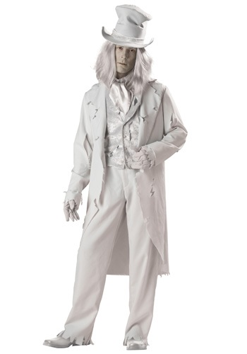 Gentleman's Ghost Costume