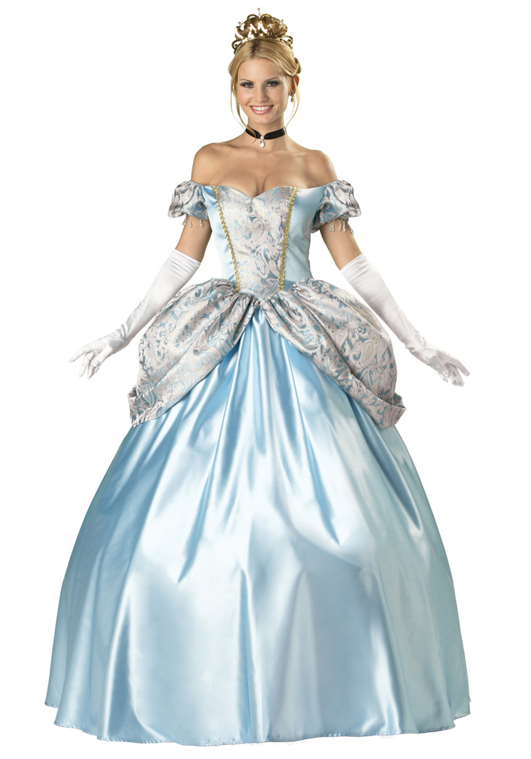 Elite Princess Ball Gown  sc 1 st  Halloween Costume & Princess Costumes - Adult Child Princess Costume