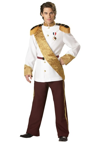 Authentic Prince Charming Costume