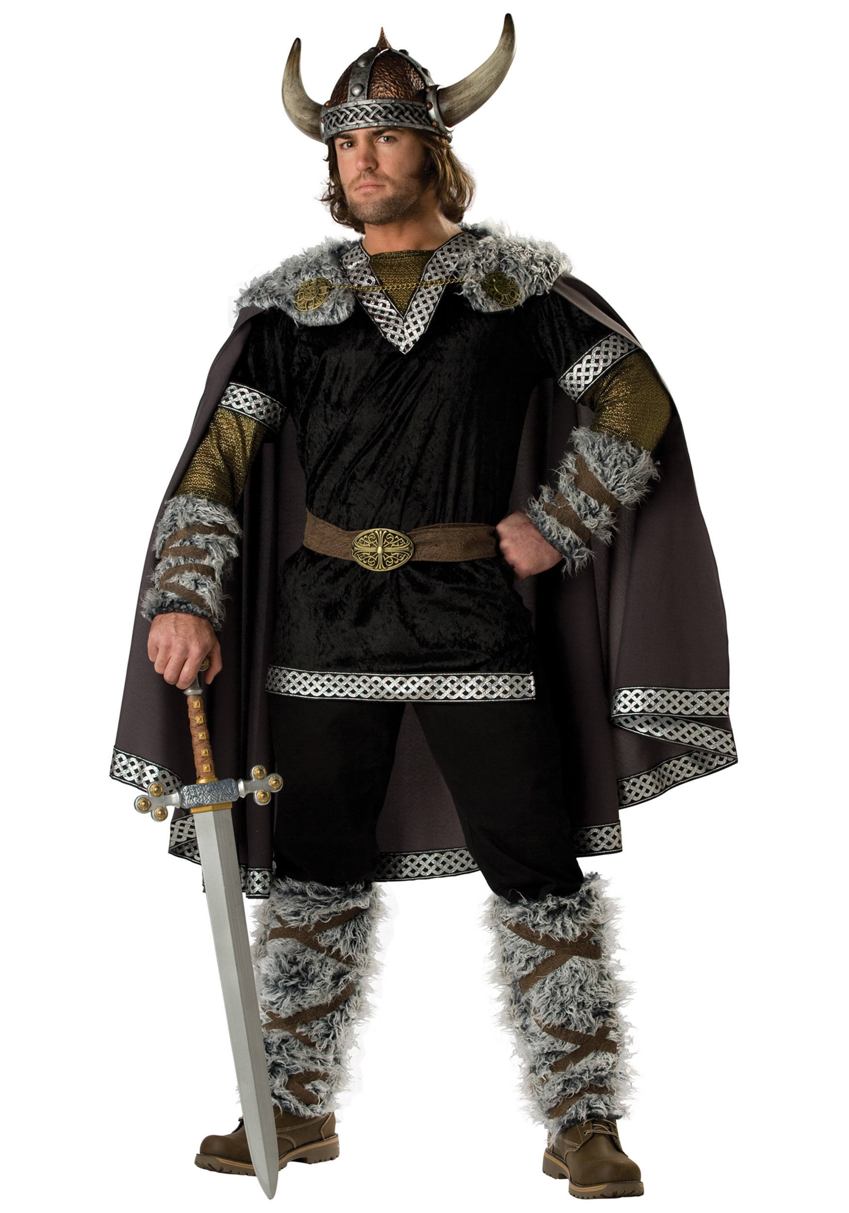 costume Viking king