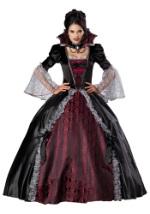 Versailles Vampire Vixen Costume