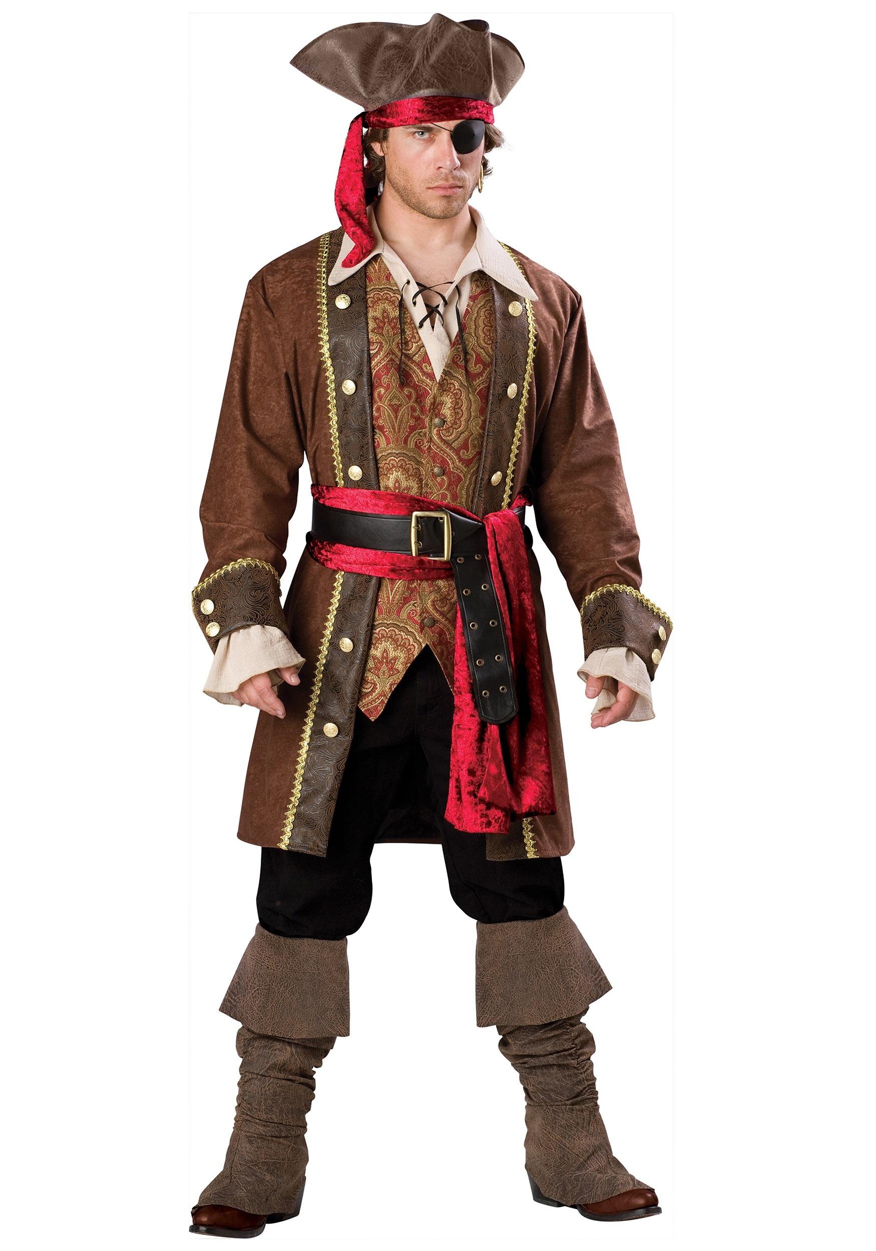 Pirate de Luxe Crochet Capitaine Jack