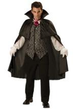 Mens Classic Midnight Vamp Costume
