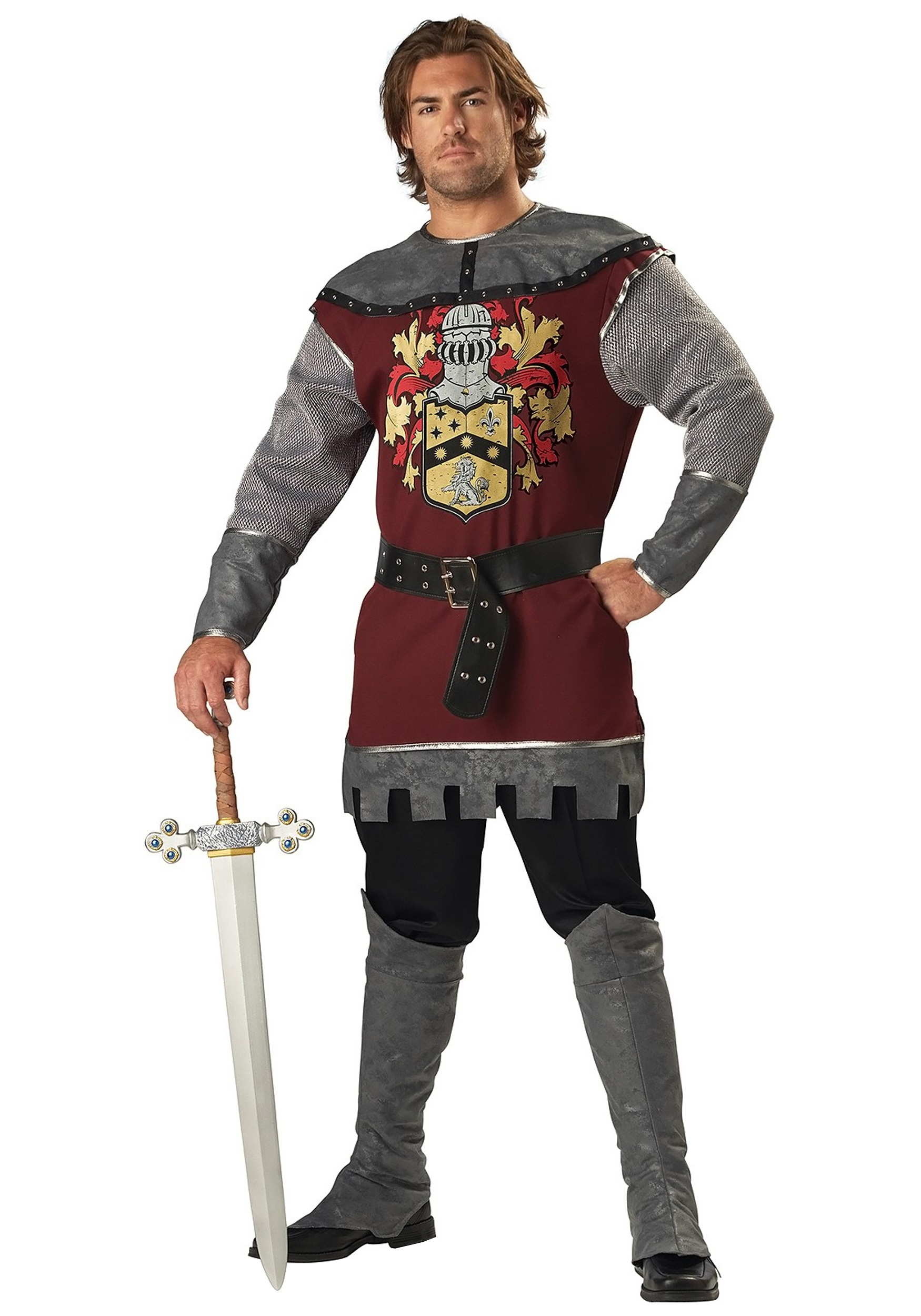 noble royal knight costume medieval costumes for men