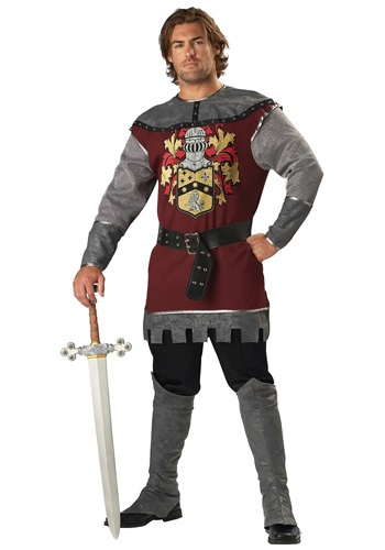 Noble Royal Knight Costume