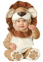 Lovable Lion Infant Costume
