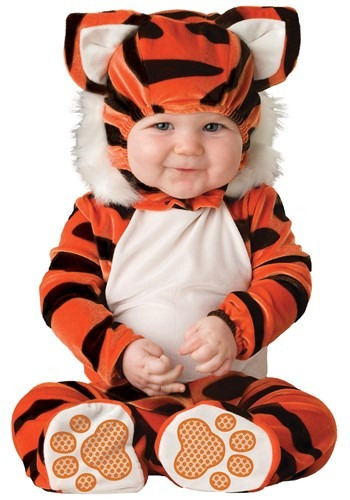 Lil Tiger Infant Costume