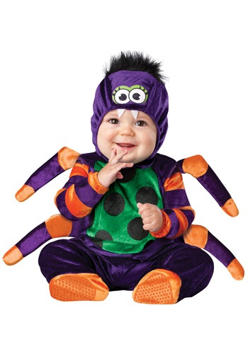 Baby Teeny Weeny Spider Costume