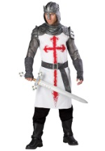 Medieval Crusader Knight Costume
