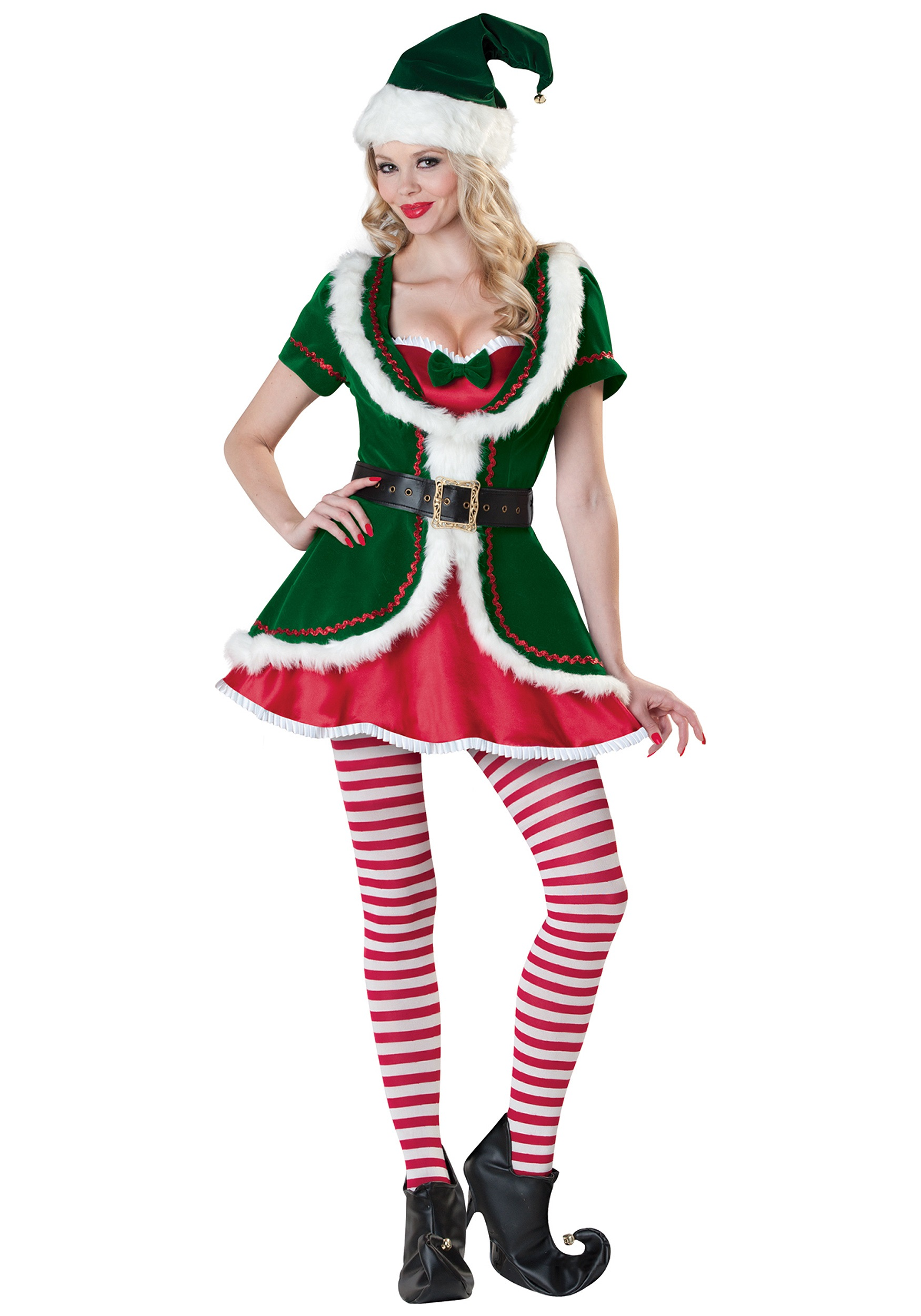 Sexy Holiday Honey Elf Costume - Sexy Elf Costume Ideas