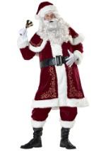 Classic St. Nick Santa Costume