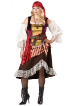 Deckhand Darlin' Plus Size Costume