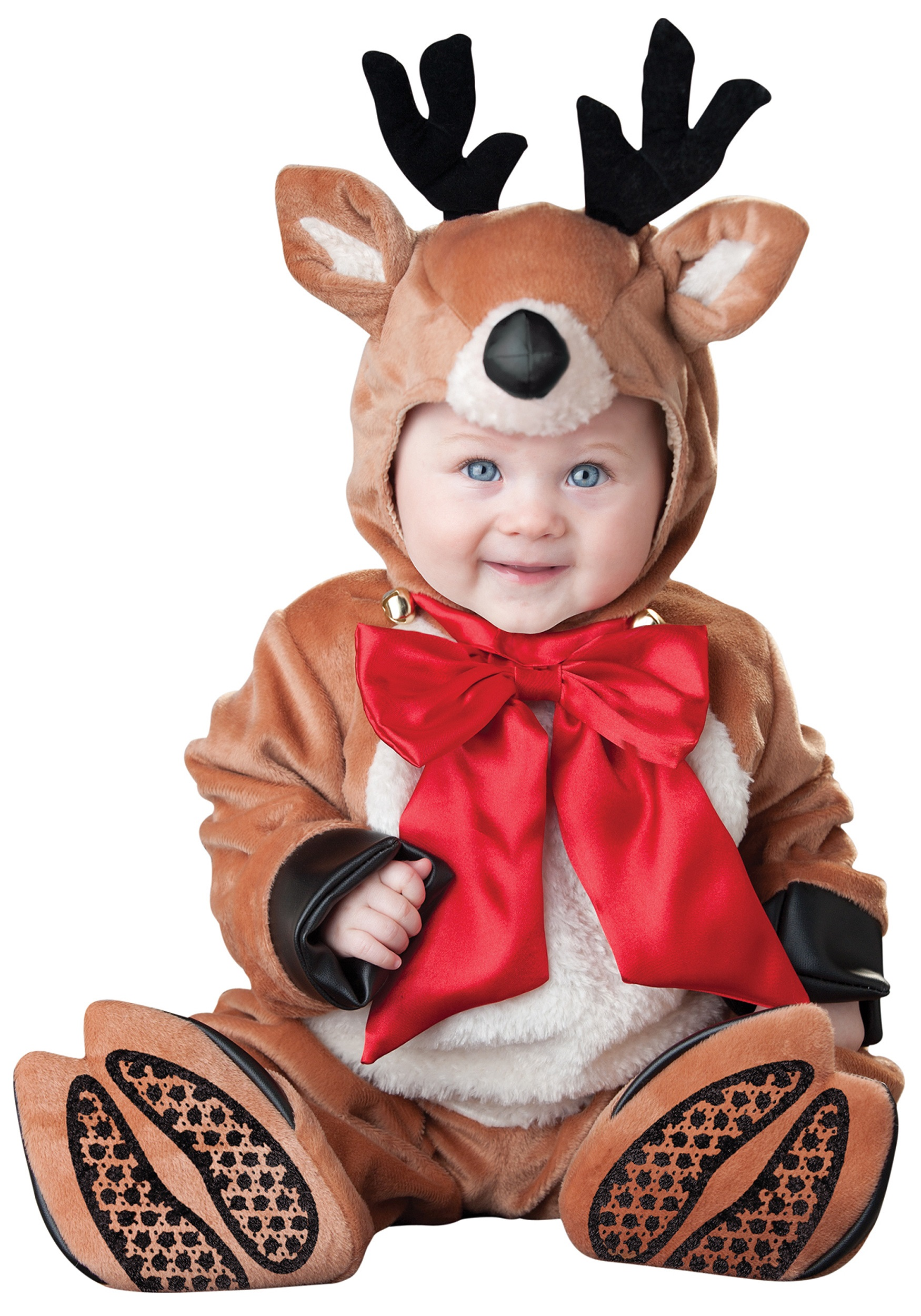 Baby christmas reindeer costume cute holiday costumes