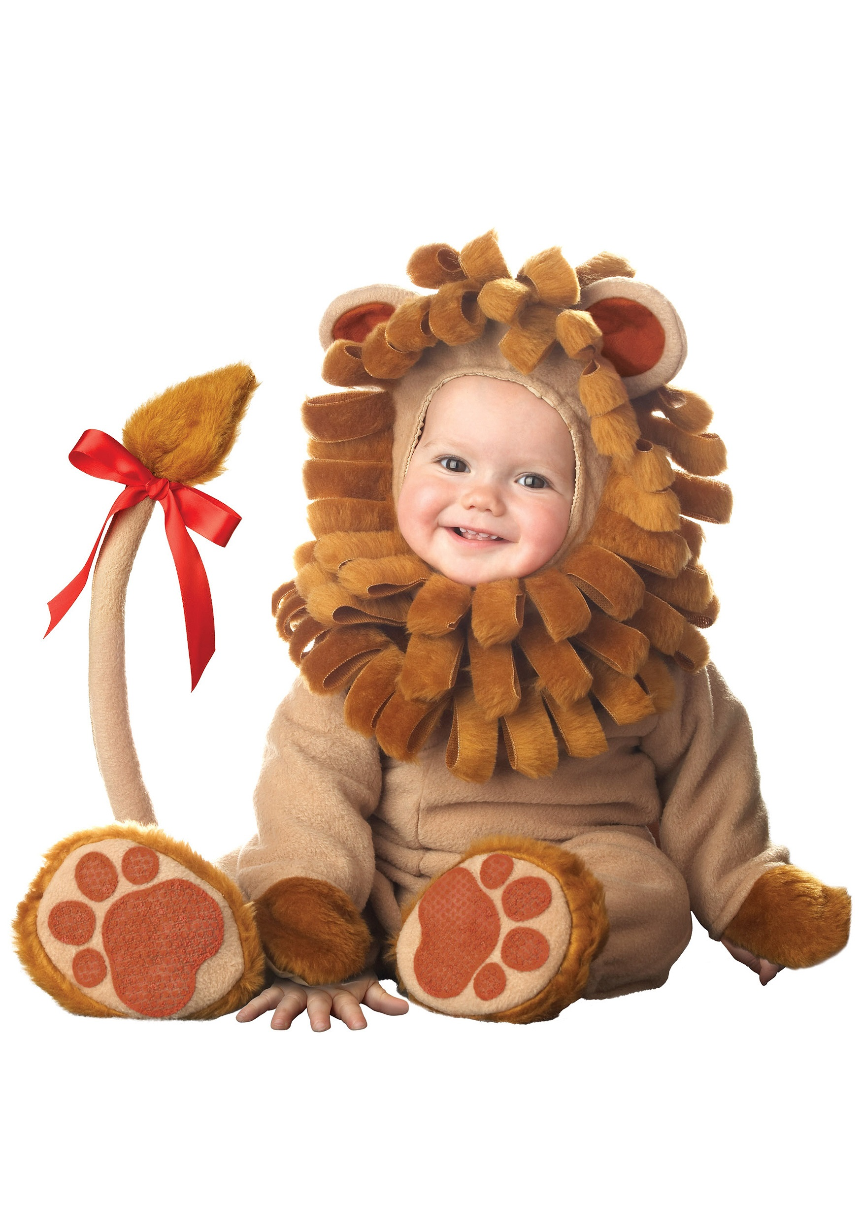 Baby Roaring Lion Costume - Infant Lion Cub Wizard of Oz Costumes