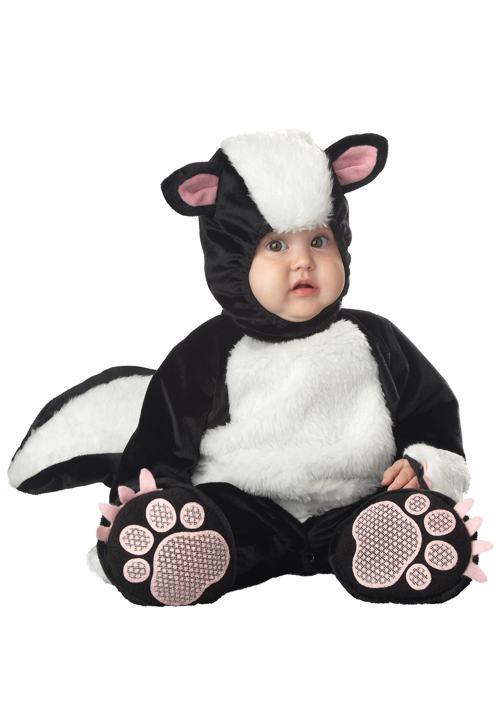 Baby Skunkster Costume  sc 1 st  Halloween Costume : halloween costume for babies  - Germanpascual.Com