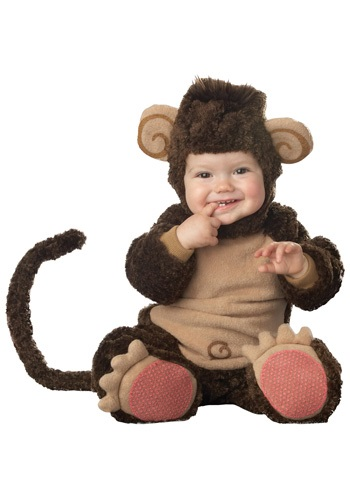 Infant Jungle Monkey Costume