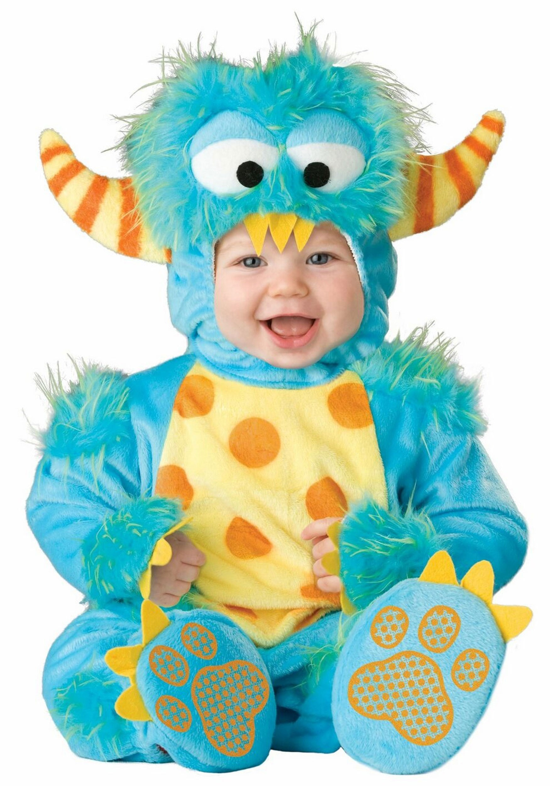 Baby Little Monster Costume  sc 1 st  Halloween Costume : baby sully costume  - Germanpascual.Com