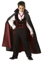 Child Gothic Vampire Costume