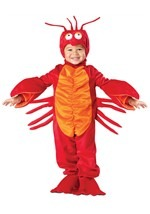 Lil Toddler Lobster Costume