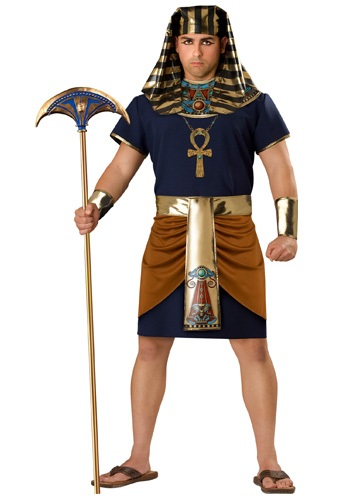 Egyptian Pharaoh Plus Size Costume