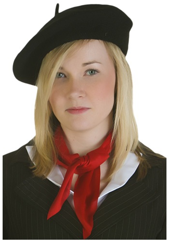 French Costume Beret