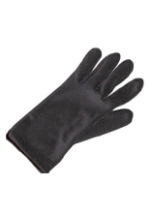 Adult Black Gloves