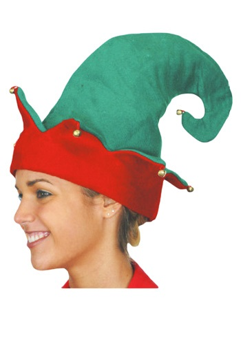 Holiday Pixie Hat