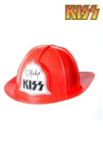 Plastic KISS Firehouse Hat