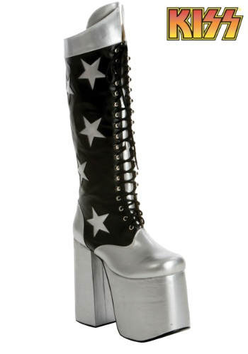 KISS Starchild Boots