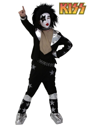 Starchild Kids Screenprint Costume