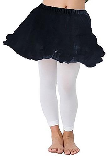 Black Girls Petticoat