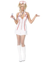 Women's Sexy Nurse Costumes