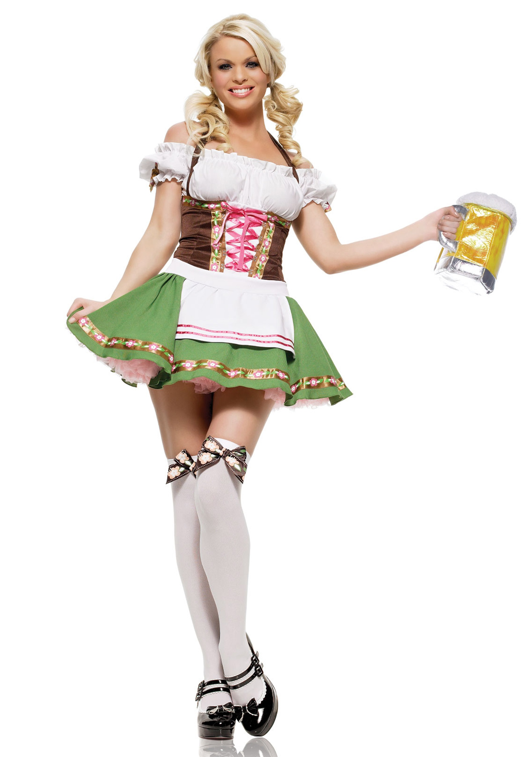 german barmaid costume - Scottish Girl Halloween Costume